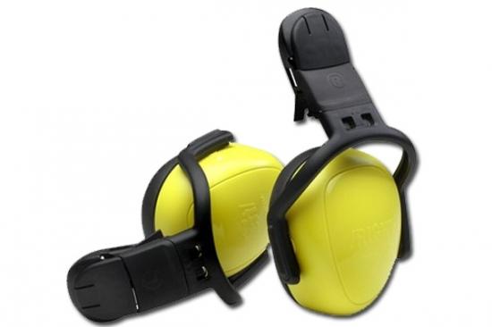 Abafador de Ruidos P/Acoplar Left/Richt amarelo