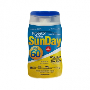 Creme Protetor Solar Nutriex FPS 60