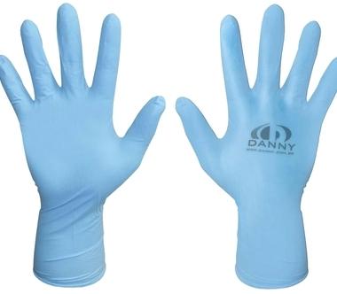 Luva Sensiflex Premium Azul