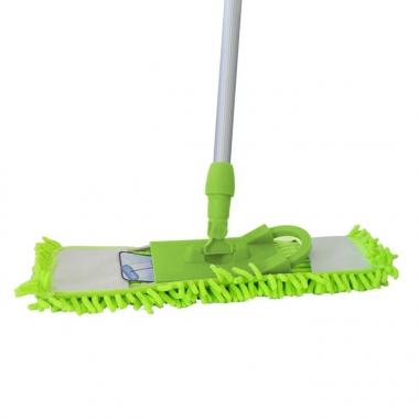 Mop Po verde c/cabo 1,40m Aluminio
