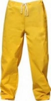 Calça para Chuva amarela