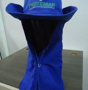 Chapéu c/ proteção UVA/UVB