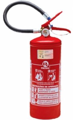Extintores Pó Químico 4kg até 12kg