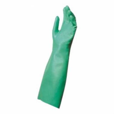 Luva de Látex nitrílica verde 46cm