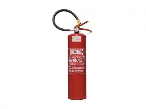 Extintor Pó Químico ABC 04kg a 12kg