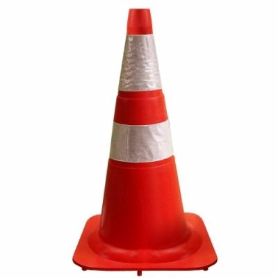 Cone Flexível Refletivo 75cm - NBR15.071