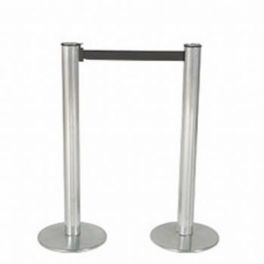 Pedestal Cromado